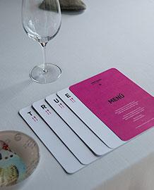 cartas-menú pepe vieira