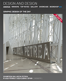 Design and design: Design of the day [10.04.2013]