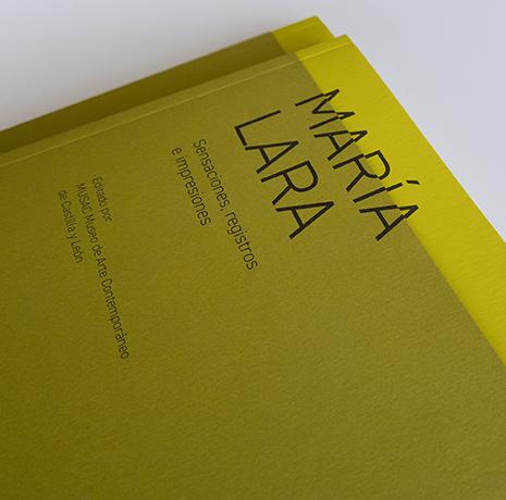 Portada de María Lara