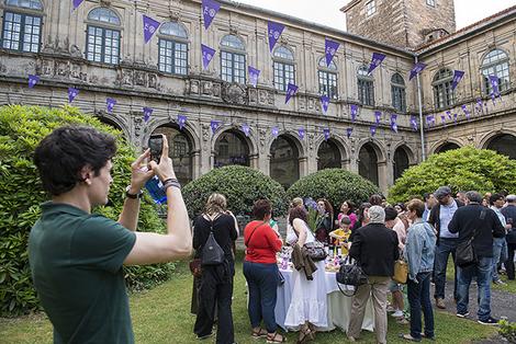 Compostela, Territorio das mulleres, presentacion
