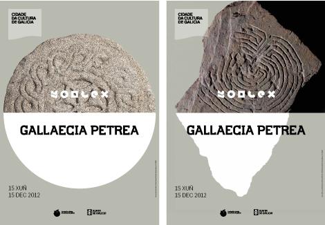 Carteles Gallaecia, Medievo y Prehistoria (uqui)