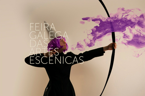 Cartel da Feira das Artes Escénicas 2010 (uqui)