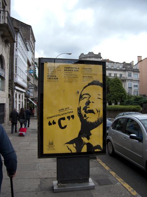 Cartel Compostelacultura5 (uqui)
