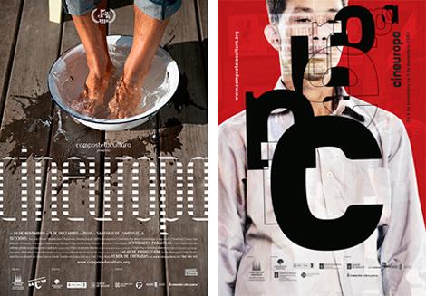 Carteis Cineuropa 2010 e 2009 (uqui)