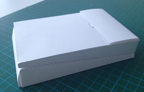 Prototipo de packaging para Cóidate Cóidame, por Uqui.net