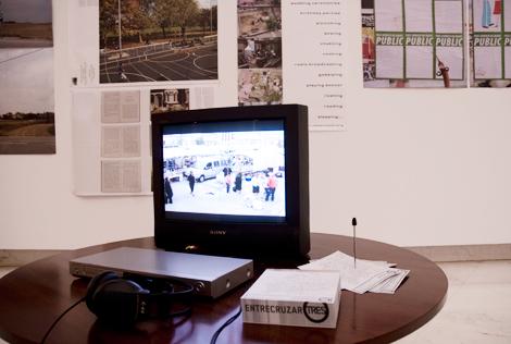"""Exposición """"Os contextos que veñen"""" (uqui)"""