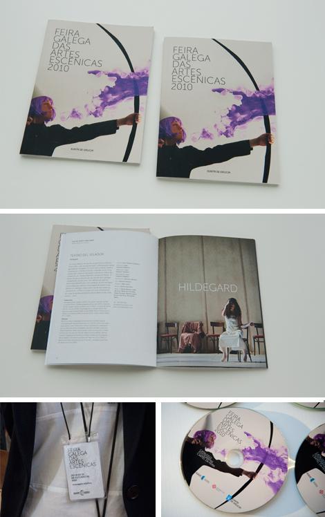 Programas para la Feira das Artes Escénicas do 2010 (uqui)