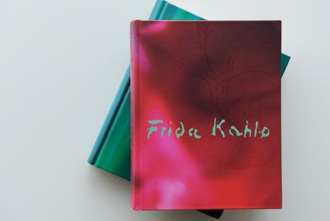 Portadas catálogos Frida Kahlo e Diego (uqui)