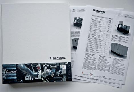 Fichas de produto de Genesal (uqui)