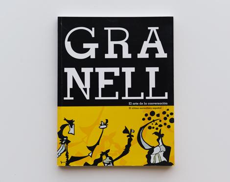Portada do catálogo da Fundación Granell (uqui)