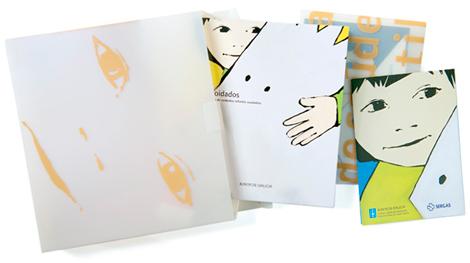 Packaging Saúde Infantil carpeta completa (uqui)