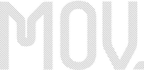 Lettering de MOV-S 2012 línea (uqui)