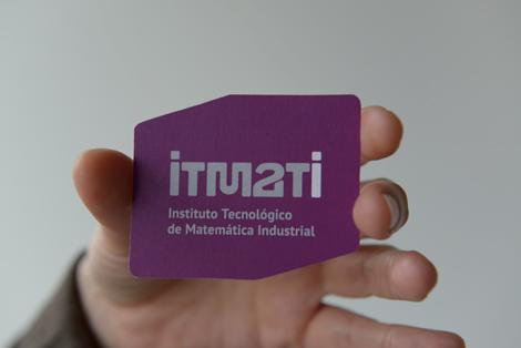 Logotipo Instituto Tecnológico de Matemática Industrial (uqui)