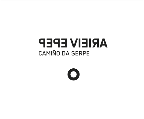 Logotipo del restaurante Pepe Vieira, por Uqui.net