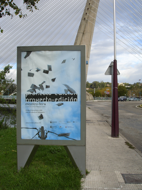 Cartel do Encontro-feira do Proxecto-Edición (uqui)