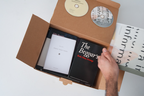 Libros caja Proxecto-edición (uqui)