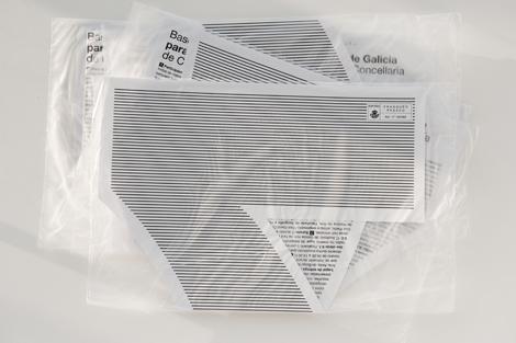 Packaging dos Premios Novos Artistas ano 2011