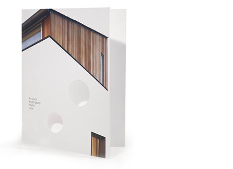 "Portada dos Premios de Arquitectura ""Rodríguez Peña"" (uqui)"
