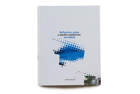 Portada Reflexións sobre o Medio Ambiente en Galicia (uqui)