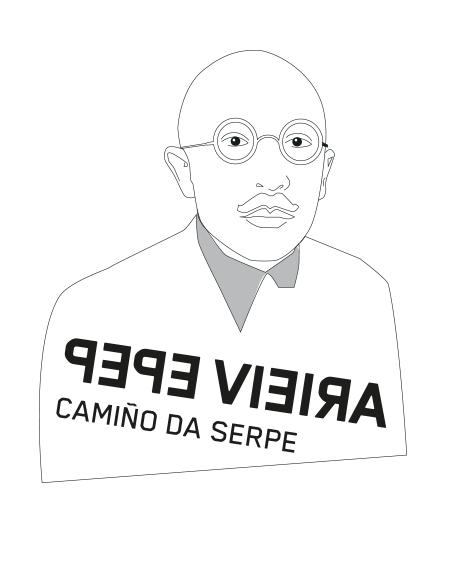 Ilustración-retrato de Pepe Vieira, por Uqui.net