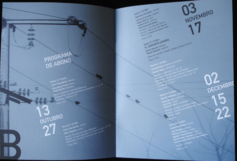 Interior programa 10 aniversario Real Filharmonía de Galicia (uqui)