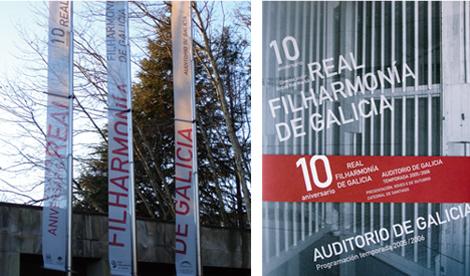 Pancartas 10 aniversario RFG