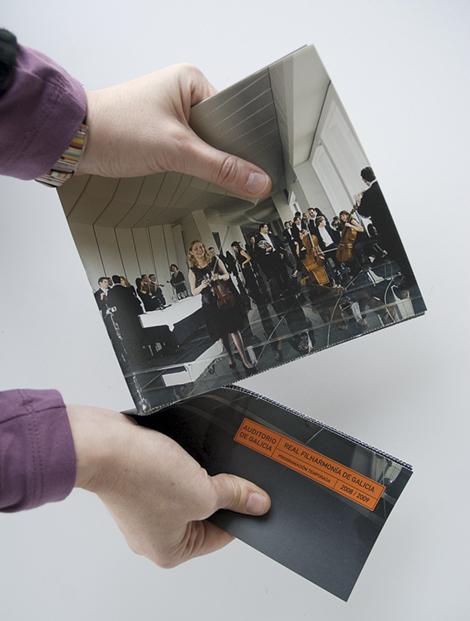 Programa de 2009 para a Real Filharmonía de Galicia (uqui)