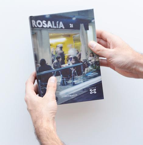 Portada de la publicación Rosalía 21