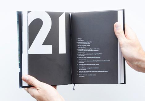 Interior de la publicación Rosalía 21