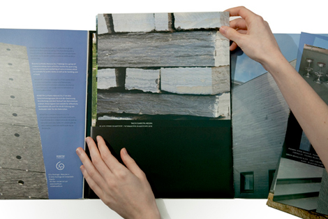 Interior do catálogo Rosetta (uqui)