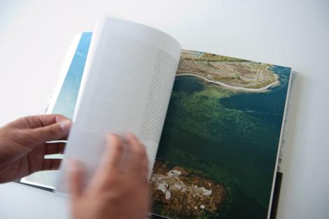 Interior do catálogo Rías Baixas, Territorio Gastronómico (uqui)