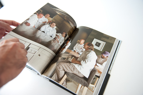 Páxinas do catálogo Rías Baixas, Territorio Gastronómico (uqui)