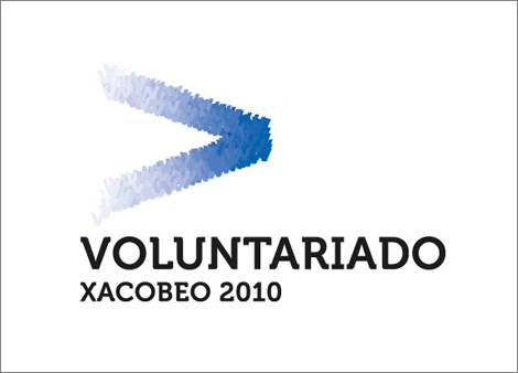 Logotipo Voluntariado 2012 (uqui)